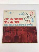 GIGI GRYCE DONALD BYRD Jazz Lab LP JUBILEE JLP 1059 MONO 1958 (RC-2)