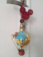Décoration Sapin de Noël Figurine TIC et TAC  spéciale 25 ans Disneyland