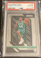 2018-19 Panini Prizm #138 Robert Williams III Celtics RC Rookie Card PSA 10