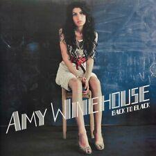 Amy Winehouse: Amy Winehouse Back To Black Vinyl Record: Vinyl