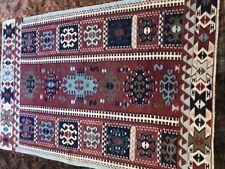Azerbaïdjan hand made Kilim 162x108cm / 5.4x3.7