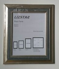 Ornate/Vintage/Photo/Picture Frame/Shabby Chic Retro Silver-8x6inch