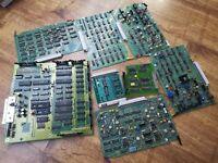 Electronic Test Gear PCB Joblot , AK