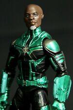 Korath Djimon Hounsou Custom Head only Captain Marvel Legends loose figure