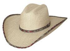 Bullhide Range War 50x Sensu Straw Cowboy Western Hat 2806