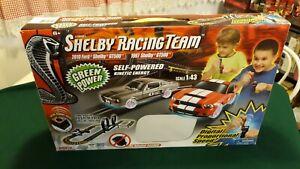 Enertec Shelby Racing Team GT500 Kinetic Energy 2011 Scale 1:43