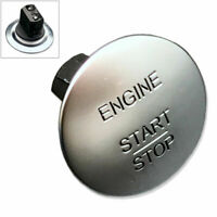 Go Engine Start/Stop Push To Start Button Switch Keyless For Mercedes-Benz E C