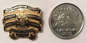 "Canada Customs and Revenue Agency ""9/11"" Memorial Pin Police"