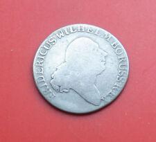 Deutsches Reich: 4 Groschen-1/6 Taler 1797, Preussen , #F 2688, S-F, Silber