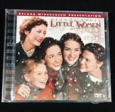 Little Women DVD 1997 Jewel Case Out of Print Widescreen Edition
