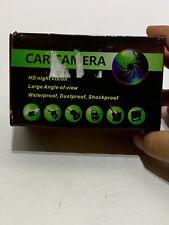 Car Rear View Reverse Backup Camera Parking Waterproof Night Vision HD