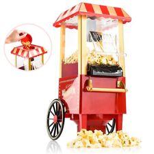 Popcorn-Maschine Popcornautomat Maker Haushaltsgerät Gadget Party Spielzeug Kind