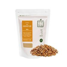 (Natural 100%) Pure Roasted Flaxseed Powder High Fiber Super Foods 300g Grade A