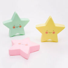 Cute Colorful Star Shaped LED Light Kids Room Decor Lamp Child Toy Gift Light