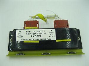 Beechcraft Fuel Quantity PC Board 58-364057-25