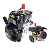 2 Piston Rings Rovan LT SLT 36cc 4-Bolt Gas Engine Fit LOSI 5IVE-T King Motor X2