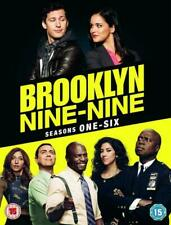 Nine 6 Season DVDs & Blu-rays