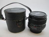 Uncommon - Hoya HMC 28mm F2.8 M42 Screw Mount Prime Lens For SLR / Mirrorless