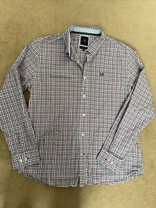 Mens Crew Clothing Company Shirt XXL