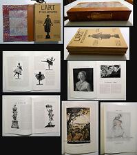 ARTE _ANNATA 1910 de L'ART ET LES ARTISTES _Paul-émile Colin, Filippino Lippi,..