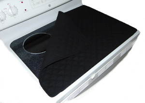 Stove Top Cover & Protector for Glass and Ceramic Stoves Durable Fabric