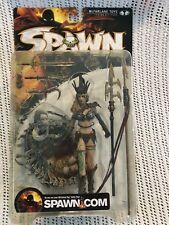 McFarlane Toys - Series 17 - Spawn Classic Action Figure - Tiffany II NEW! 2000
