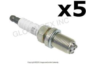 VOLVO 850 S60 S70 V70 (1993-2007) Spark Plug (5) BERU OEM + 1 YEAR WARRANTY