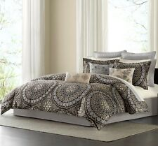 "ECHO DESIGN NWT $170 ""CARAVAN"" TWIN 3-PIECE COMFORTER SET WITH SHAM & BEDSKIRT"