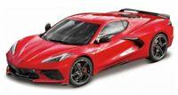 CHEVROLET Corvette Stingray - 2020 - red - Maisto 1:18