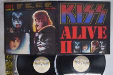 Kiss Alive 2 Casablanca Vip-9529,30 Japan Vinyl 2Lp