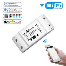 WiFi Smart Light Switch Universal Breaker For Smart Life APP Alexa Google HomeIH
