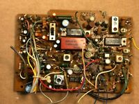 Sony STR-7065 AM IF MPX Circuit Board H0718 - Vintage Receiver Parts