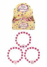 GIRLS BRACELET FLOWER LOOT PINATA BRACELETS BIRTHDAY PARTY BAG TOYS FILLERS