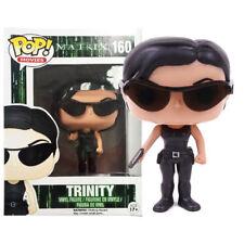 Funko POP! The Matrix Movie #160 Trinity Vinyl Action Figure Toy Statue Gift Set