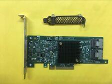 IT Mode DELL/LSI SAS 9207-8i SATA/SAS 6Gb/s PCI-E 3.0 Host Bus Adapter 27NFF