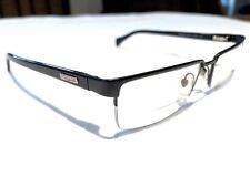 Vogue VO3528 352-S Women's Black Half Rim Rx Designer Eyeglasses Frames 53/16