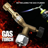 High Temperature Mapp Gas Torch Brazing Solder Propane Welding Plumbing Torch