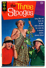 The Three Stooges #50 (Gold Key) FN5.9