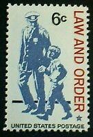 U.S. Scott 1343 Law and Order- MNH OG F-VF