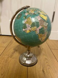 Discovery Revolving World Globe with Stand, 18cm (445899)