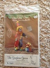 Crackers the Clown and his Trick Dog Jack Pattern