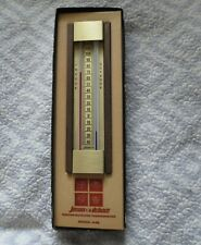 Jason Deluxe Indoor Outdoor Thermometer Model 446