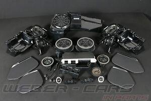 Sistema de Sonido Bose Audi A7 S7 4G Amplificador Altavoz Kit Altavoz Amp