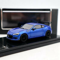 WIT'S SUBARU BRZ ts STI Performance 2013 Blue 1:43 Limited Edition Collection