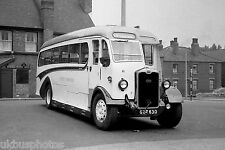 South Yorkshire Road Transport, Pontefract No.61 Bus Photo