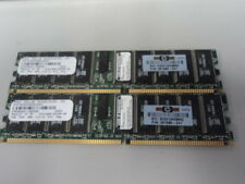 2GB (2 x 1GB) HP DDR PC2100 ECC-Reg 184-pin server RAM memory 261585-041