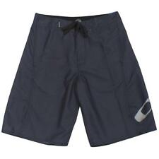Oakley BUNKER 2.0 Shorts Black Charcoal 30 S Mens Casual Boardshort Beach Short