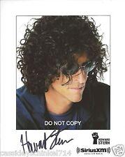 "Howard Stern Sirius Radio XM Talk Show Host Reprint Signed 8x10"" Photo RP"