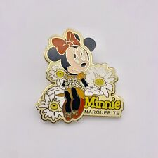 Disney Minnie Mouse Marguerite Trading Pin Limited Edition Of 3000