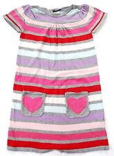 H & M Knit Girls Girls Dress Clothes Size. 110/116 4-6 years